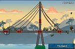 Bridge Tactics 2 - уничтожение врага на мосту. Вторая версия